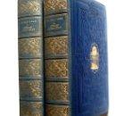 Libros de segunda mano: OBRAS COMPLETAS - RICARDO LEON - DOS TOMOS - EDIT. BIBLIOTECA NUEVA. 1944 / 1945. Lote 165136466
