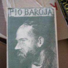 Libros de segunda mano: AYER Y HOY. PÍO BAROJA.. Lote 165410966