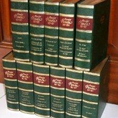 Libros de segunda mano: LOTE CON LOS 36 PRIMEROS PREMIOS PLANETA DE BARCELONA, EDITORIAL PLANETA (11 LIBROS) 1952-1987. Lote 221940456