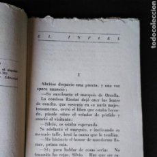 Libros de segunda mano - El infiel. m. Delly. colección pueyo .1948 - 165735846