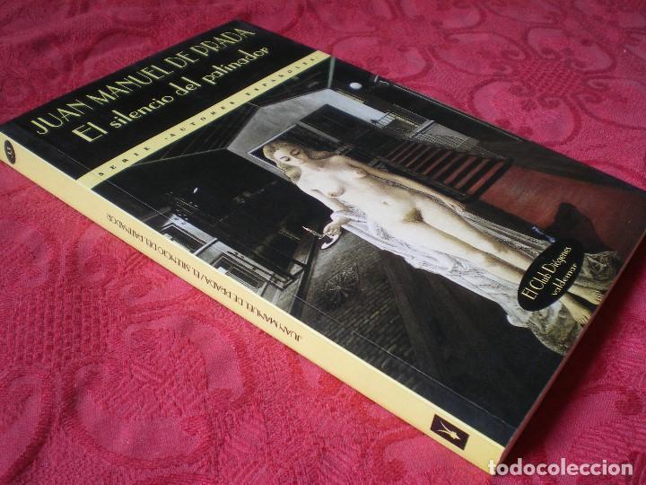 Libros de segunda mano: EL SILENCIO DEL PATINADOR. JUAN MANUEL DE PRADA. EL CLUB DIÓGENES. VALDEMAR. NUEVO - Foto 2 - 165741162