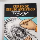 Libros de segunda mano: CURSO DE DIBUJO ARTISTICO, GRADO SUPERIOR. FREIXAS, EMILIO. - TDK29. Lote 165757974