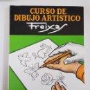 Libros de segunda mano: CURSO DE DIBUJO ARTÍSTICO FREIXAS. GRADO ELEMENTAL - TDK29. Lote 165758162