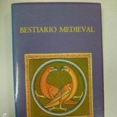 Libros de segunda mano: BESTIARIO MEDIEVAL. EDICIONES SIRUELA. 1986.. Lote 165982354