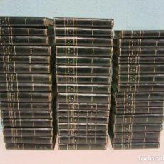 Libros de segunda mano: REVISTA LITERARIA NOVELAS Y CUENTOS. 454 NÚMEROS EN 46 TOMOS. DE 1950 A 1965. ENCUADERNACIÓN DE LUJO. Lote 166112058