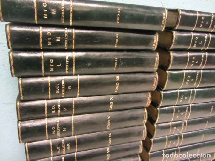 Libros de segunda mano: Revista literaria Novelas y Cuentos. 454 números en 46 tomos. de 1950 a 1965. Encuadernación de lujo - Foto 2 - 166112058