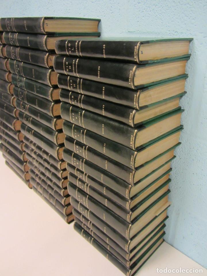 Libros de segunda mano: Revista literaria Novelas y Cuentos. 454 números en 46 tomos. de 1950 a 1965. Encuadernación de lujo - Foto 3 - 166112058