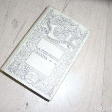 Libros de segunda mano: FRAY LUIS DE LEON, LA PERFECTA CASADA, CLASICOS DE LA LITERATURA ESPAÑOLA, 1917. Lote 166243898