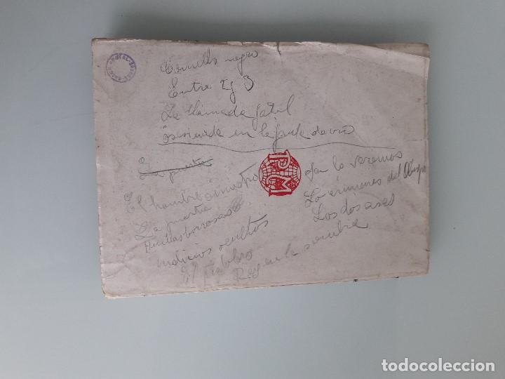 Libros de segunda mano: TIGRIS Nº 16 - MARCEL ALLAIN - EL TERCER ESQUELETO - Prensa Moderna - Madrid - Foto 5 - 166391082