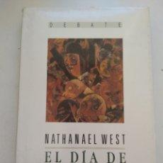 Libros de segunda mano: EL DIA DE LA LANGOSTA/NATHANAEL WEST. Lote 166551037