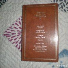 Libros de segunda mano: PREMIOS NADAL 12.CONVERSACIÓN SOBRE LA GUERRA/NARCISO/EL INGENIOSO HIDALGO Y POETA FEDERICO GARCÍA. Lote 166699390