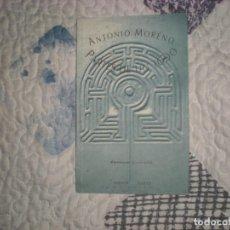 Libros de segunda mano: PARTES DE UN TODO;ANTONIO MORENO;HUERGA Y FIERRO 1999. Lote 166785814
