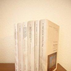 Libros de segunda mano: ARTUR BLADÉ I DESUMVILA: OBRA COMPLETA. VOLUMS 1 AL 6 (COSSETÀNIA) PERFECTE ESTAT. MOLT RARS.. Lote 166815938