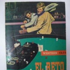 Libros de segunda mano: EL RETO DEL OESTE. JOSEPH TELLER. WESTERN CLUB.. Lote 167364180