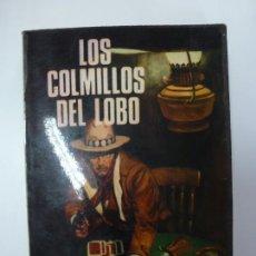 Libros de segunda mano: LOS COLMILLOS DEL LOBO. LOU CARRIGAN. COLECCIÓN DODGE OESTE.. Lote 167365240