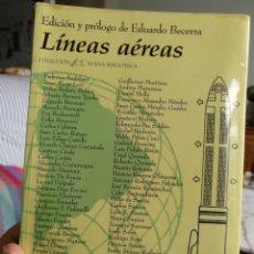 Libros de segunda mano: LÍNEAS AÉREAS. LENGUA DE TRAPO 1999. Lote 167685216