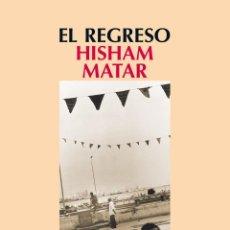 Libros de segunda mano: EL REGRESO.. Lote 167822316