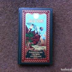 Libros de segunda mano: JULIO VERNE. AVENTURAS DE TRES RUSOS Y TRES INGLESES EN EL ÁFRICA AUSTRAL. ED. RBA, 2002. Lote 167837252