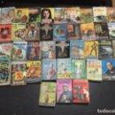 Libros de segunda mano: 47 LIBROS ENCICLOPEDIA PULGA AÑOS 1950/60 APROX (VER FOTOS ). Lote 167963312