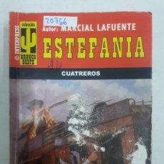 Gebrauchte Bücher - 20766 - NOVELAS DEL OESTE - ESTEFANIA - COLECCION BRONCO OESTE - CUATREROS - Nº 414 - 168033312