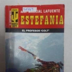 Libros de segunda mano: 20769 - NOVELAS DEL OESTE - ESTEFANIA - COLECCION BRONCO OESTE - EL PROFESOR COLT - Nº 398. Lote 168033448