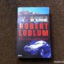 Libros de segunda mano: ROBERT LUDLUM. EL LEGADO DE BOURNE POR ERIC VAN LUSTBADER. ED. UMBRIEL, 2009. Lote 168047836