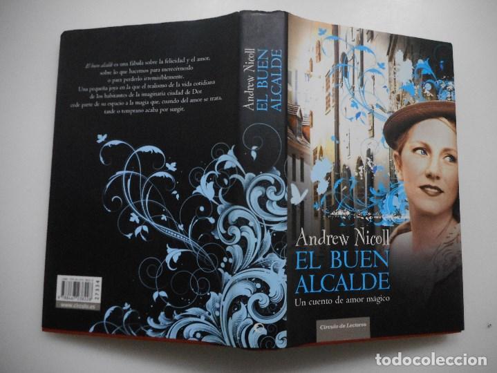 ANDREW NICOLL EL BUEN ALCALDE Y94573 (Libros de Segunda Mano (posteriores a 1936) - Literatura - Narrativa - Otros)