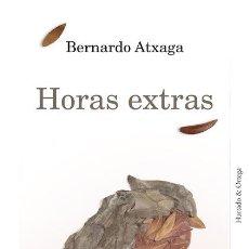 Libros de segunda mano: HORAS EXTRAS. Lote 168158060