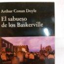 Libros de segunda mano: BJS.ARTHUR CONAN.EL SABUESO DE LOS BASKERVILLE.EDT, RBA.BRUMART TU LIBRERIA.. Lote 168183788