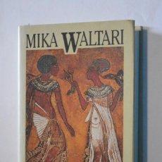 Libros de segunda mano: LIBRO SINUHÉ, EL EGIPCIO MIKA WALTARI CÍRCULO DE LECTORES 1991 MOMENTOS ESTELARES DE LA HISTORIA. Lote 168229500