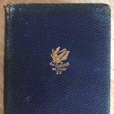 Libros de segunda mano: EN BUSCA DEL TIEMPO PERDIDO. MARCEL PROUST. JOSE JANES EDITOR. BARCELONA, 1952.. Lote 168302556