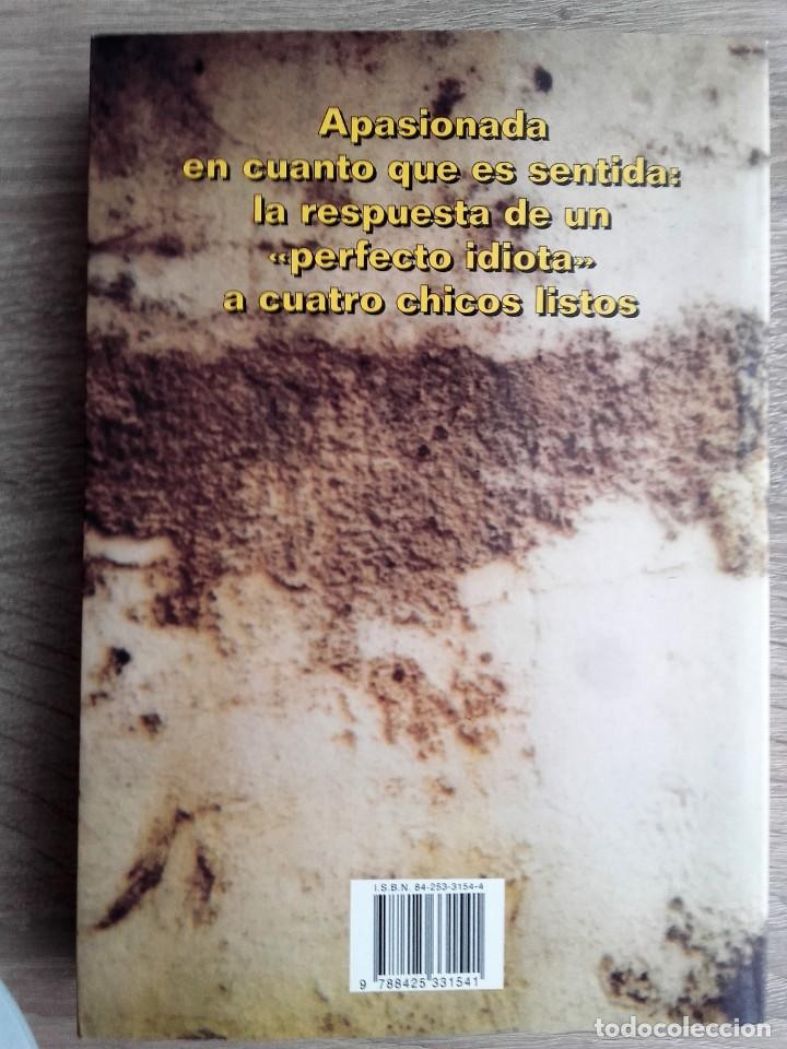 Libros de segunda mano: AUTORRETRATO DE CUATRO IDIOTAS LATINOAMERICANOS ** Juan Gabriel LABAKÉ, - Foto 2 - 168355960
