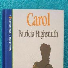 Libros de segunda mano: CAROL. PATRICIA HIGHSMITH. Lote 168524936