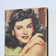 Libros de segunda mano: LIBRO KITTY ROSAMOND MARSHALL EDITORIAL PLANETA 1950 NARRATIVA PRIMERA EDICIÓN COLECCIÓN GOLIAT. Lote 168544688