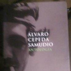 Libros de segunda mano: ANTOLOGÍA (ÁLVARO CEPEDA SAMUDIO). Lote 168582444