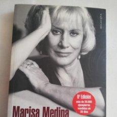 Libros de segunda mano: MARISA MEDINA CANALLA DE MIS NOCHES. Lote 168639904
