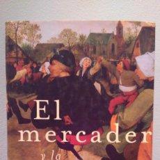 Livros em segunda mão: EL MERCADER Y LA BRUJA DE MICHAEL JECKS. EDICIONES MARTÍNEZ ROCA. PRIMERA EDICIÓN FEBRERO 2003. Lote 168832448