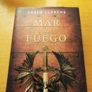 Libros de segunda mano: MAR DE FUEGO (CHUFO LLORÉNS) GRIJALBO. Lote 169026384