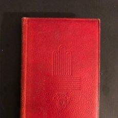 Libros de segunda mano: COLECCIÓN CRISOL N°172. BESTIAS, HOMBRES Y DIOSES. FERDINAND ANTOINE OSSENDOWSKI. AGUILAR (1946).. Lote 169138473