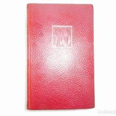 Libros de segunda mano: VV.AA LAS DIEZ MEJORES NOVELAS ESPAÑOLAS Y94772. Lote 169198560