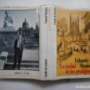 Libros de segunda mano: EDUARDO MENDOZA LA CIUDAD DE LOS PRODIGIOS Y94783. Lote 169199992