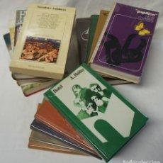 Libros de segunda mano: LOTE DE 13 NOVELAS VARIADAS (EL CAZADOR DE BARCOS, HOTEL, NARRADORES ANDALUCES, ...) 1969-1981. Lote 169242808