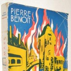 Libros de segunda mano: KOENIGSMARK - PIERRE BENOIT . Lote 169319956