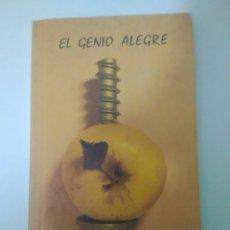 Libros de segunda mano: EL GENIO ALEGRE SY J.ALVAREZ QUINTERO. 1987. Lote 169411502