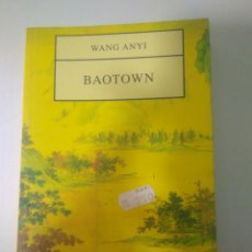 Libros de segunda mano: BAOTOWN.WANG ANYI EDITORIAL JUVENIL. Lote 169455836