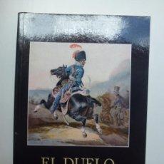 Libros de segunda mano: EL DUELO. JOSEPH CONRAD. CLÁSICOS DE EVASIÓN. . Lote 169638836
