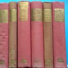 Libros de segunda mano: SORGE, JEFE DEL ESPIONAJE SOVIÉTICO.MAYOR GENERAL CHARLES A.WILLOUCHBY. ED.AHR 1*EDICIÓN. Lote 169968572
