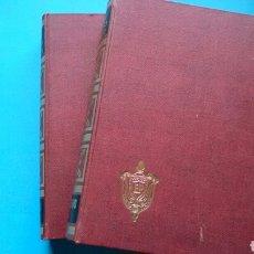 Libros de segunda mano: EL JUDÍO ERRANTE . EUGENIO SUE . ED.PETRONIO 1* Y 2* TOMOS. Lote 169974406