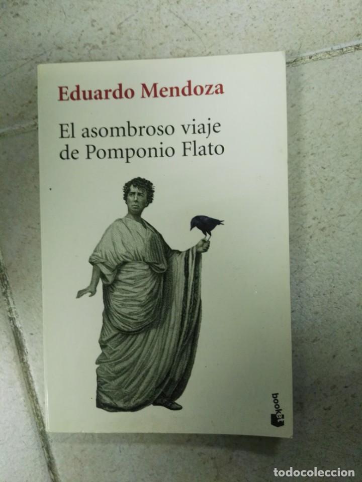 EL ASOMBROSO VIAJE DE POMPONIO FLATO (EDUARDO MENDOZA) (Libros de Segunda Mano (posteriores a 1936) - Literatura - Narrativa - Otros)