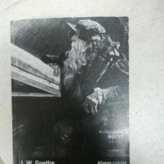 Libros de segunda mano: FAUSTO-JOHANN WOLFGANG GOETHE. Lote 170118124